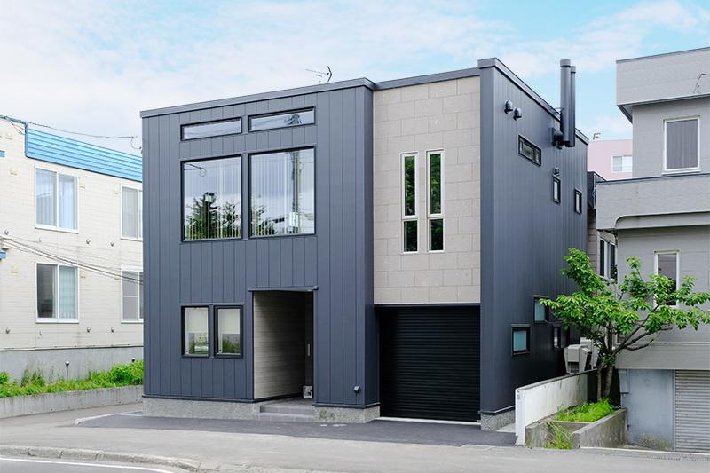 奥野工務店2020西岡モデルハウス外観