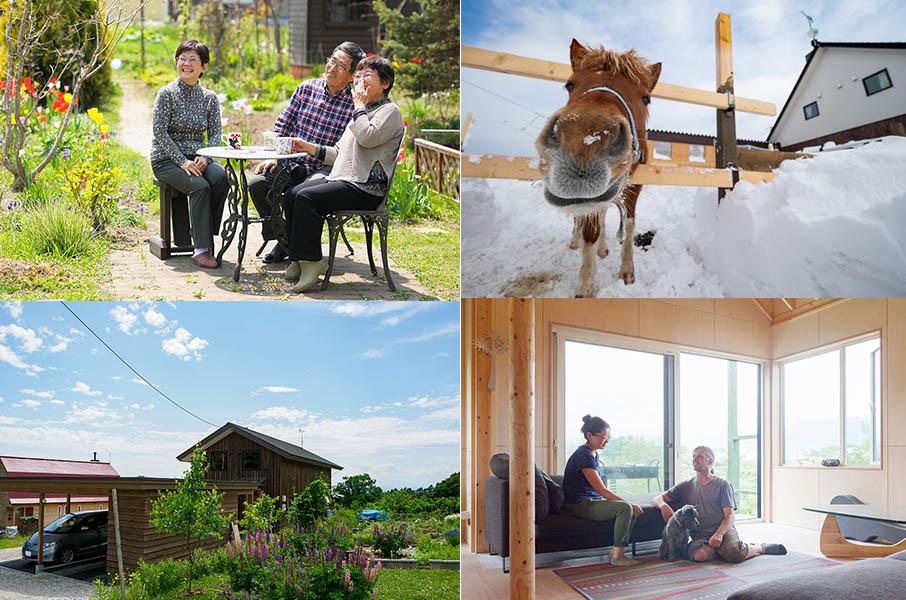 北海道に移住し、家を建てた方の体験談を12事例まとめました